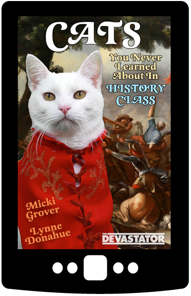 Cats You Never Learned About in History Class (Digital Book)