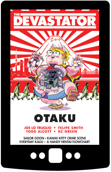 The Devastator: Otaku (Digital Book)