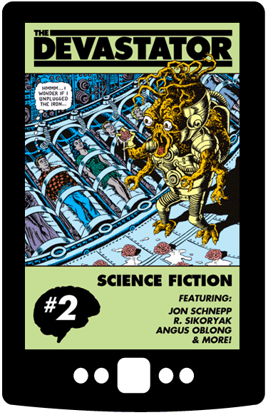 The Devastator: Science Fiction (Digital Book)