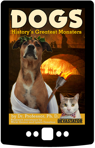 Dogs: History's Greatest Monsters (Digital Book)