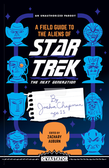 A Field Guide to the Aliens of Star Trek: The Next Generation