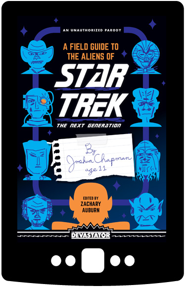 A Field Guide to the Aliens of Star Trek: The Next Generation (Digital Book)