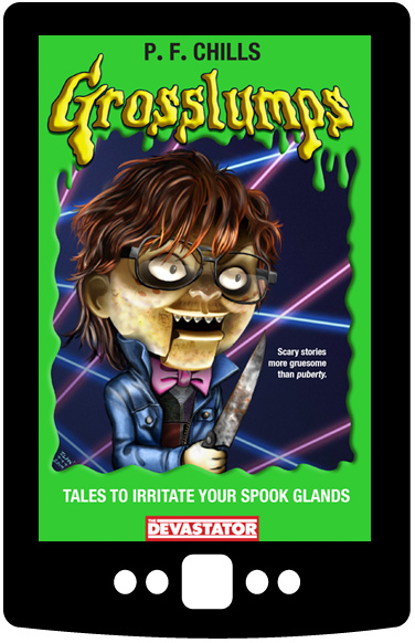 Grosslumps: Tales to Irritate Your Spook Glands (Digital Book)