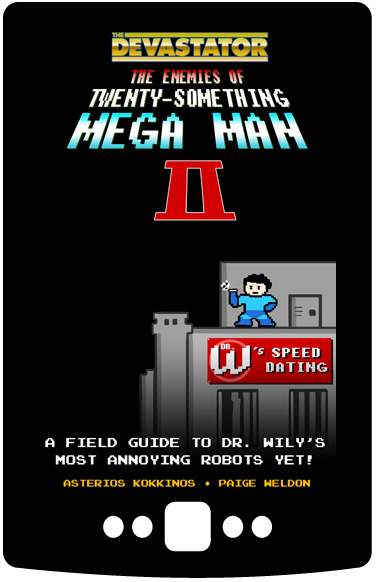 The Enemies of Twenty-Something Mega Man II (Digital Book)