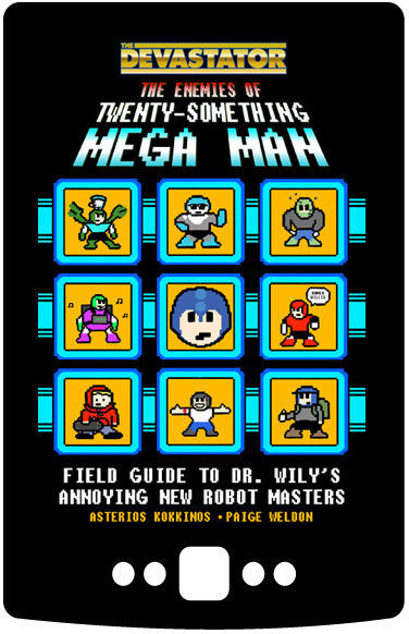 The Enemies of Twenty-Something Mega Man (Digital Book)
