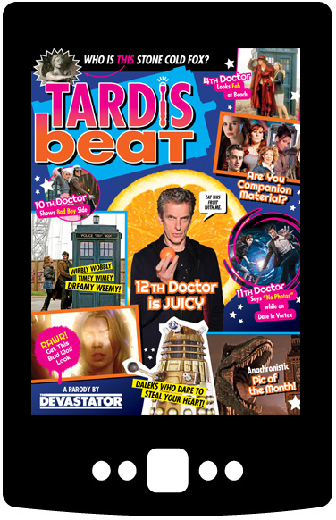 Tardis Beat (Digital Book)