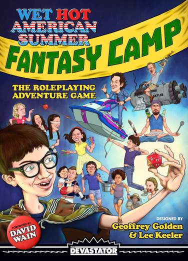Wet Hot American Summer: Fantasy Camp