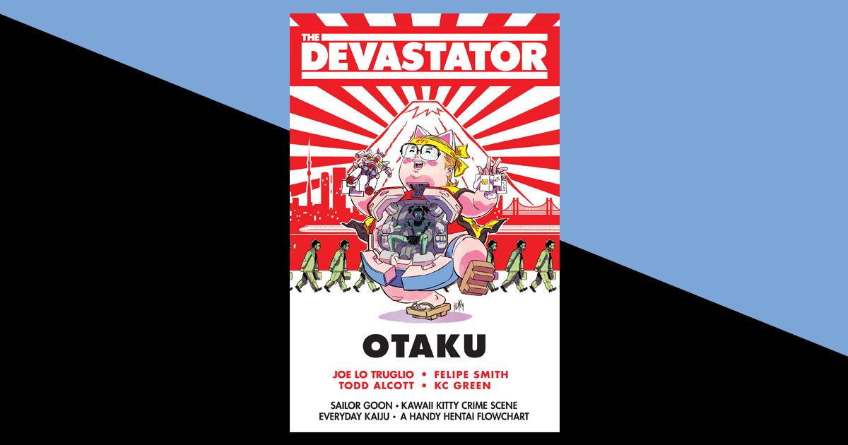 The Devastator: Otaku