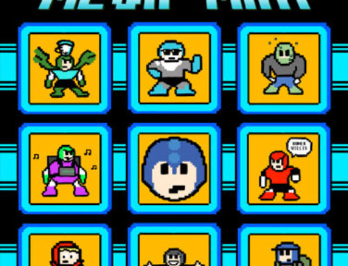 The Enemies of Twenty-Something Mega Man
