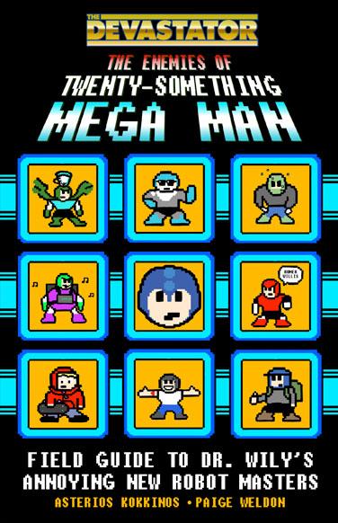 The Enemies of Twenty-Something Mega Man