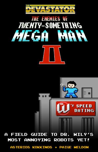 The Enemies of Twenty-Something Mega Man II