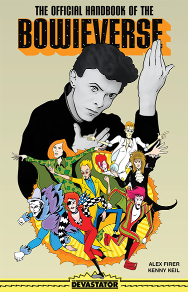 The Official Handbook of the Bowieverse
