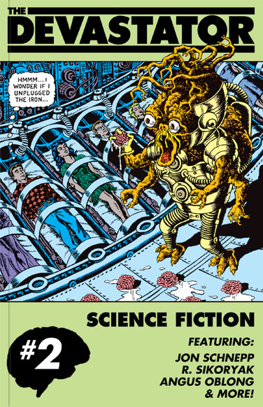 The Devastator: Science Fiction